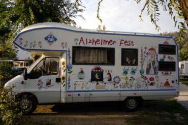ANCHE NOI ALL'ALZHEIMER FEST!